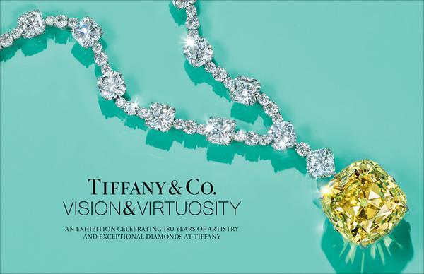 """Tiffany & Co. anuncia abertura da exposição """"Vision & Virtuosity"""" em Xangai"""
