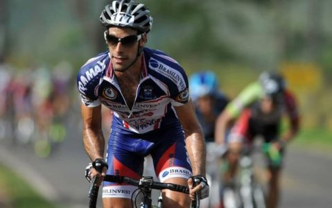 """Pippo Garnero é o novo campeão brasileiro de Ciclismo de Estrada """"La Marmotte"""" na França"""