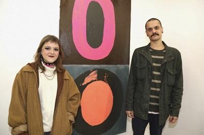 "A abertura da expo ""NDÚSTRIA"" de Guilherme Callegari na Verve Galeria"