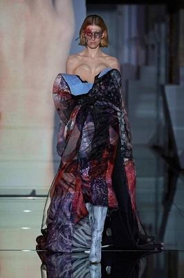 Maison Margiela Outono/inverno 2019  Haute Couture em Paris