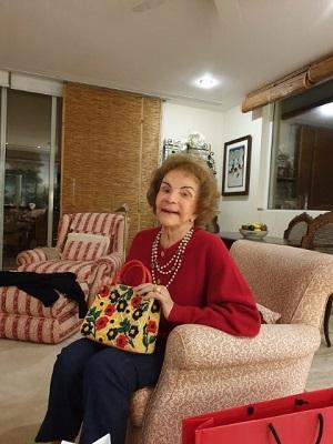 Um mambo para o B-Day da Condessa Emita de Pourtales
