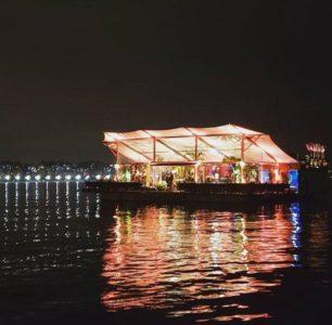 Sexta-feira tem Baile Caribeño Band no Flutuante Rio