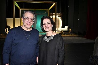 Sergio Zobaram e Josette Davis abre a mostra Modernos Eternos 2019 no Mosteiro de São Bento em São Paulo