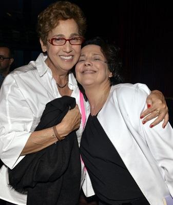 """Ana Beatriz Nogueira comemora 35 anos de carreira com a estreia do monólogo """"Um Dia a Menos"""" no Teatro Petra Gold"""