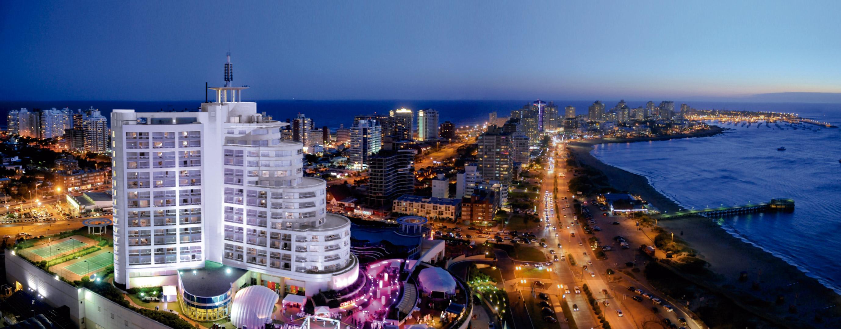 """O """"Rei""""de Punta é o Enjoy Punta del Este Resort & Casino"""