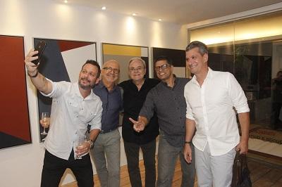 """Geraldo Lamego apresenta sua individual """"Geraldo Lamego Pinturas"""" no CasaShopping"""