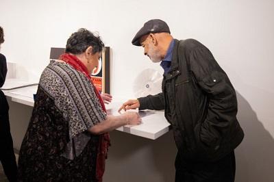 Cildo Meireles apresenta trabalhos inéditos incluindo uma obra sonora com Iris Lettiere na Mul.ti.plo Espaço Arte
