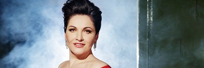 """A soprano a Hilba Gerzmava fecha a temporada da série """"Grandes Vozes no Rio de Janeiro"""" no Theatro Municipal"""