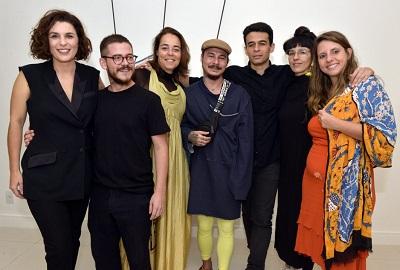 """A exposição """"O OVO E A GALINHA"""" abre com grande sucesso na Galeria Simone Cadinelli em Ipanema"""
