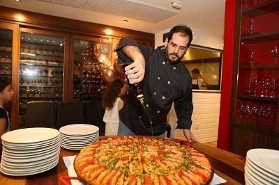 O restaurante La Plancha comemora 25 anos dedicados aos pratos de frutos do mar de muita qualidade com muitas novidades