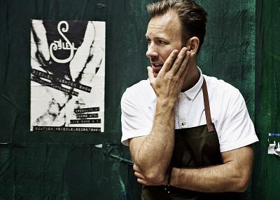 O chef dinamarques Mads Refslund é a primeira atração internacional do Marine Restô no Fairmont Hotel