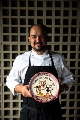 O Chef Marcelo Petrarca apresenta seu Prato da Boa Lembrança para nossos leitores