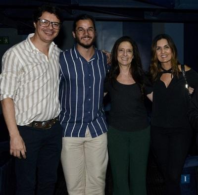 """Clarice Niskier em curtíssima temporada com """"A Alma Imoral"""" no Teatro Petra Gold"""