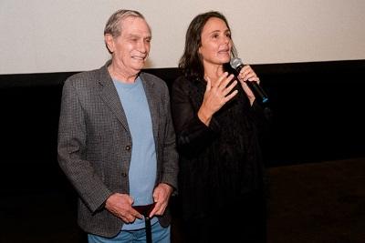 Jorge Mautner ganha homenagem da Conspiração Filme e da diretora Mini Kerti