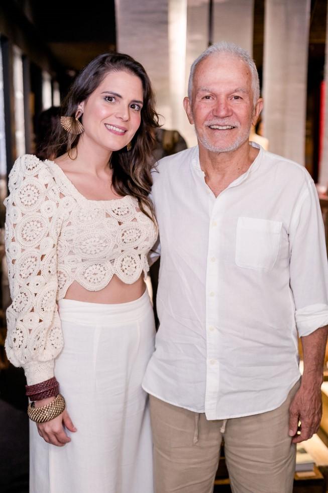 Paloma Danemberg e Ricardo Ferreira