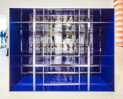 Donaldo Judd o meu resgate emocional e a abertura da exposição no MOMA