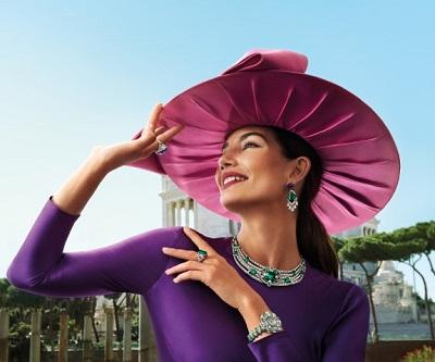 A nova campanha MAI TROPPO da Bvlgari é um tributo a vida e ao luxo e design