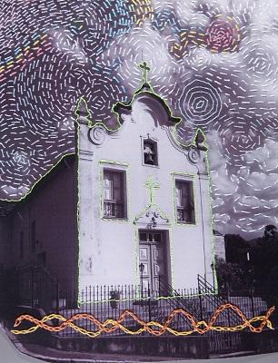 """""""Bordado em Fotografia""""  é o tema de exposição na cidade de Nova Lima em Minas Gerais"""