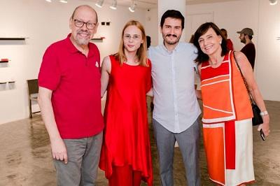 Ivan Grilo e Elle de Bernardini apresentam seus novos trabalhos na Luciana Caravello Arte Contemporânea
