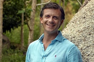 Edouard Grosmangin é o gerente geral do Rosewood São Paulo