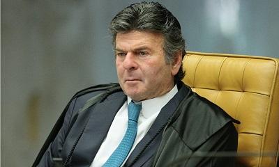 """O Ministro Luiz Fux e outros feras do direito no encontro """"Conversa com o Judiciário"""" no Fasano Rio"""