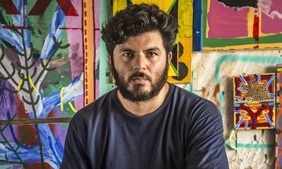 """Elvis Almeida começamos a semana com um pintor no """"Quarenta Views"""""""