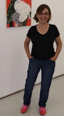 """Stella Margarita é nossa artista sulamericana que conversamos para o """"Quarenta Views"""""""