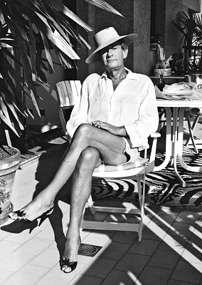 "Helmut Newton é o tema do documentário ""The Bad and the Beautiful"" de Gero Von Boehm"