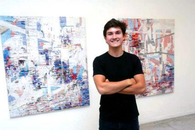 Luiz d`Orey e seus novos passos dentro do mundo da arte contemporânea