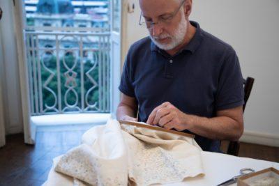 Renato Bezerra de Mello o artista e seus trabalhos que são verdadeiras joias