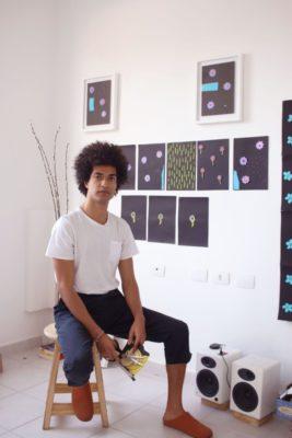 Antonio Tarsis  o artista que é um dos tops nomes da geração 2020