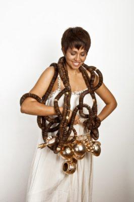 Nádia Taquary é a nossa entrevista de sexta-feira Salve a Arte e Salve Oxalá!