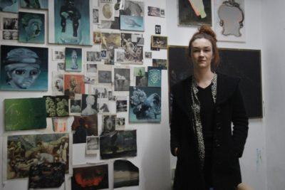 A artista plástica Letícia Lopes responde a  10 perguntas sobre arte e pintura
