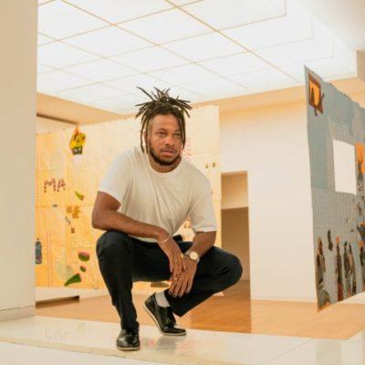"""Maxwell Alexandre é um dos """"Artistas do Ano 2020"""" pelo Deutsche Bank"""